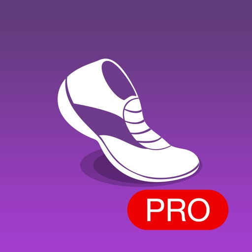 Pedometer Step Counter PRO by Runtastic