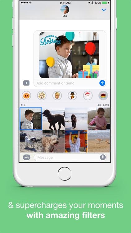 Momento - Share Your Memories as GIFs screenshot-3