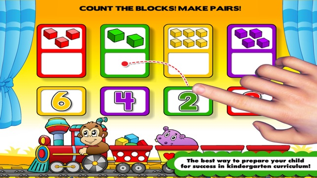 Ipad Games For Toddlers >> Abby Monkey Basic Skills Pre K On The App Store