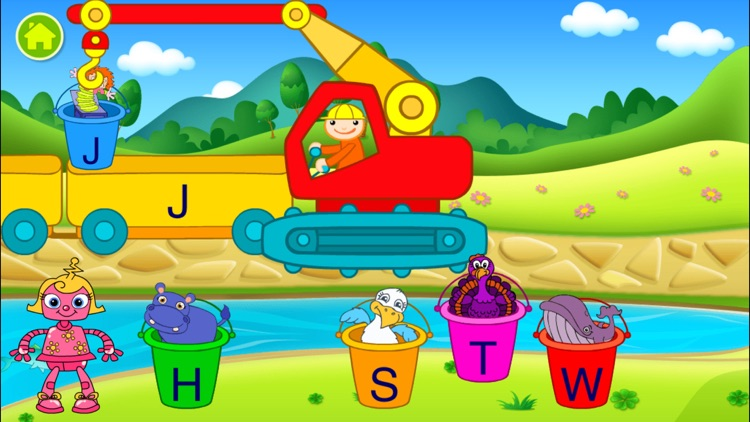 123 Kids Fun EDUCATION Top Math and Alphabet Games