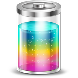 Ícone do app Battery Widget