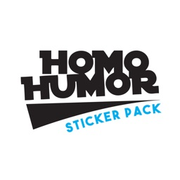 Homo Humor Sticker Pack