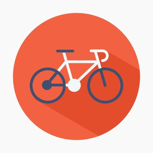 Bike Map Michigan