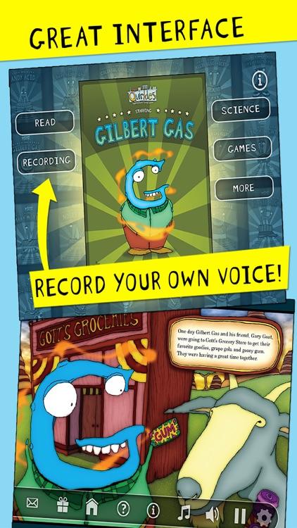 Gilbert Gas