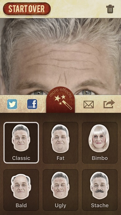 AgingBooth iPhone