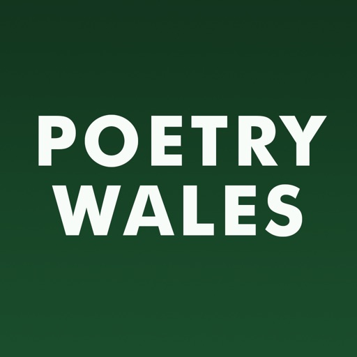 Poetry Wales icon