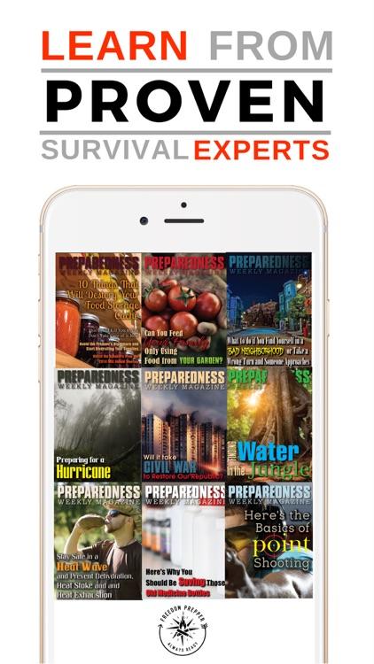 Preparedness Weekly Magazine screenshot-3