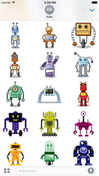 Robots screenshot-1