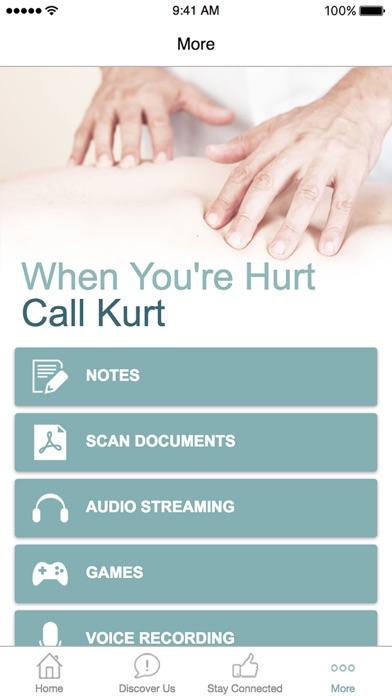 When you are hurt call Kurt screenshot four