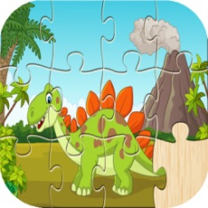 Activities of Dino Puzzle : Kids Dinosaur Jigsaw Puzzles Games