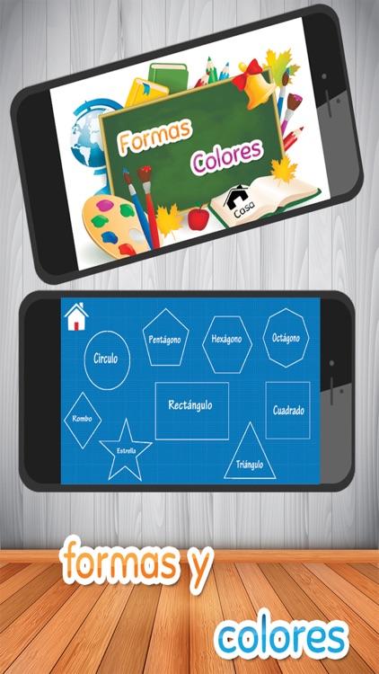 Juego para los niños que aprenden - En Español Pro screenshot-4