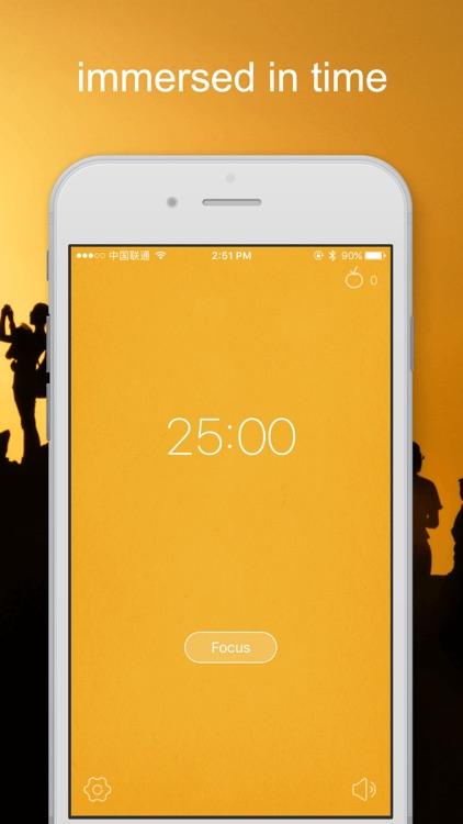 Focus Timer - fully engaged screenshot-4