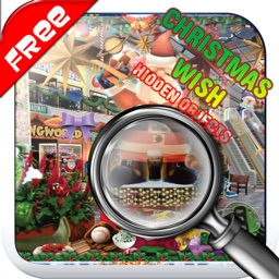 Make A Christmas Wish - Hidden Objects
