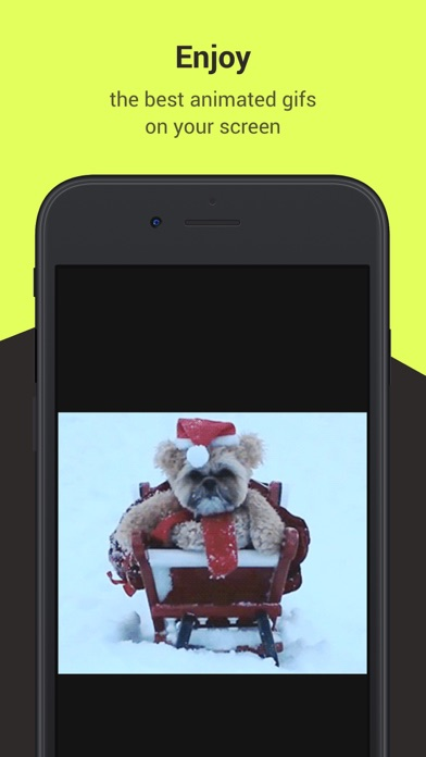 Gifster - Discover and share animated gifs screenshot three