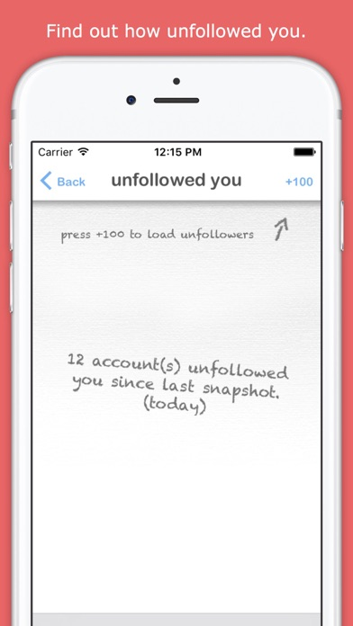 unfollow for Twitter - no ads app image