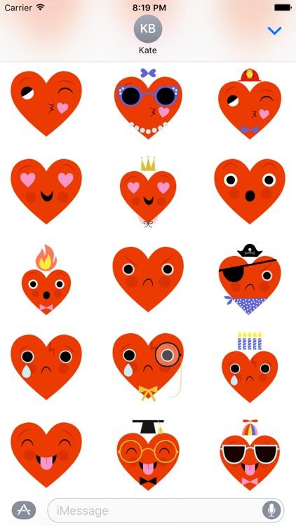 Emoji Pals - Julian stickers screenshot-3