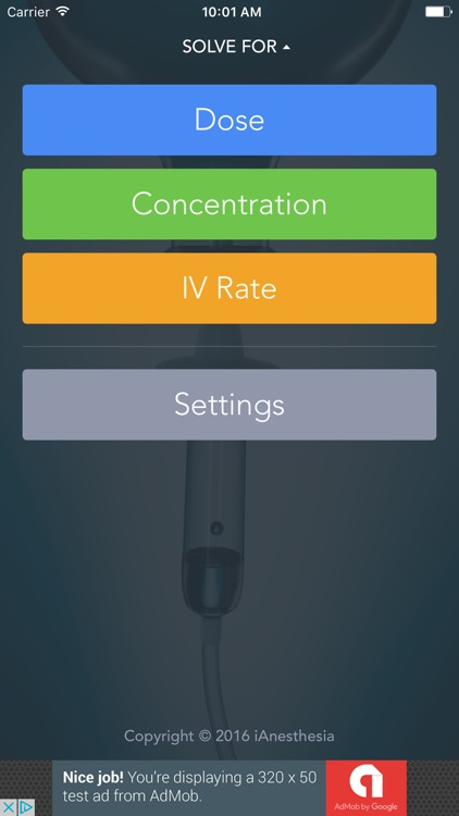 Drug Infusion - IV Med Drip Rate Calculator screenshot-4