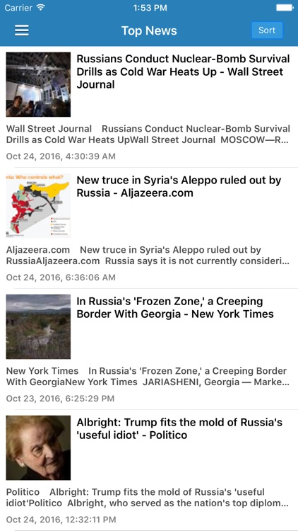 Russia News Today Pro - Latest Breaking Updates