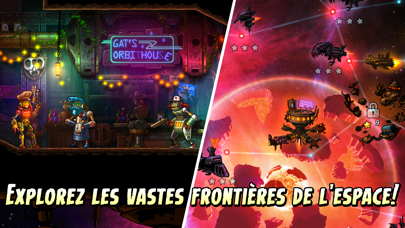 Screenshot #3 pour SteamWorld Heist