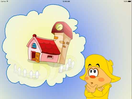 My House Story - Baby Learning English Flashcards | App