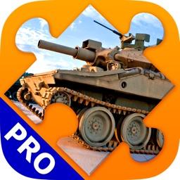Military Tank Jigsaw Puzzles HD. Premium