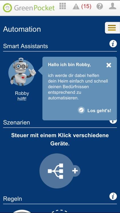 GreenPocket Smart Home screenshot-3
