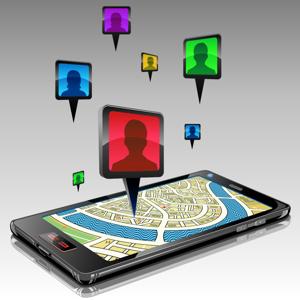 GPS Phone Tracker for iPhones app