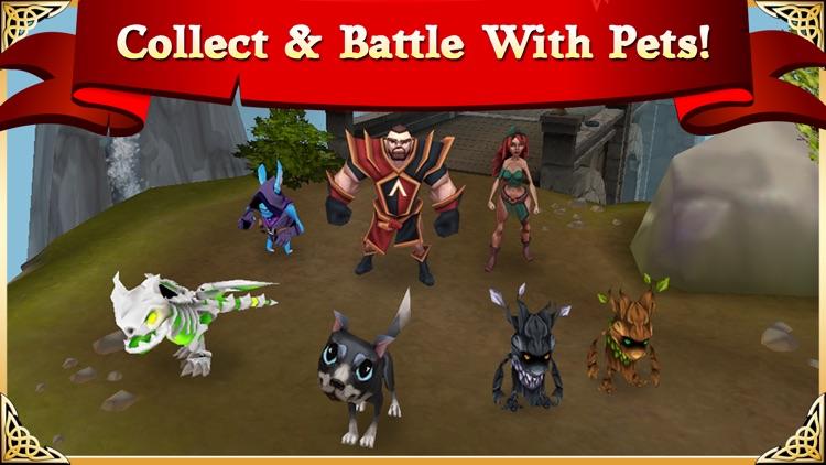 Arcane Legends screenshot-3