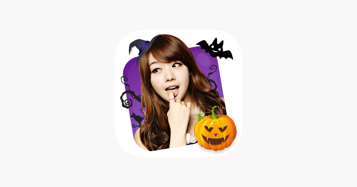 Halloween Sticker Camera : Top Photo Editor Free en App Store
