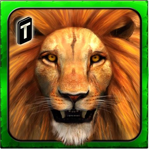 Real Lion Adventure 3D