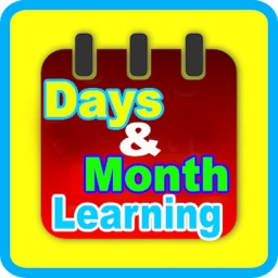 Learning Days Of Week & 12 Months Of The Year