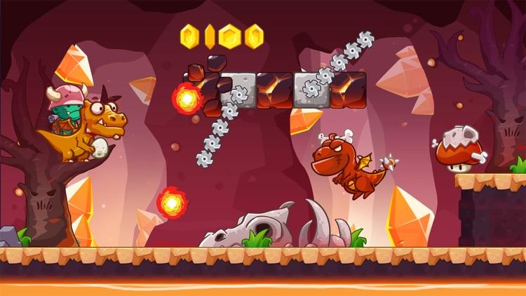Jungle Adventures World screenshot-4