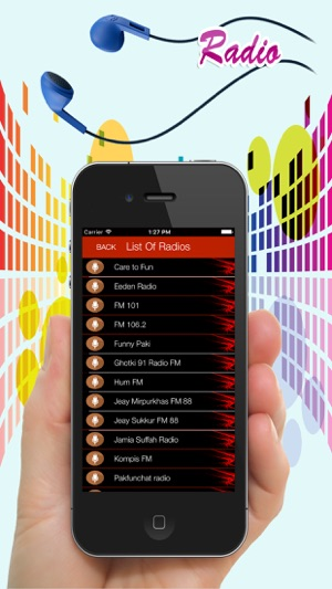 Pakistan Radios - Top Music and News Stations live on the