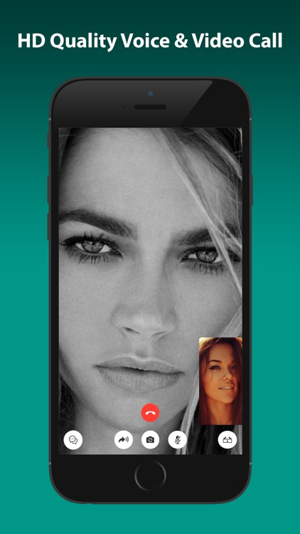 Video Call & Multiple Messenger