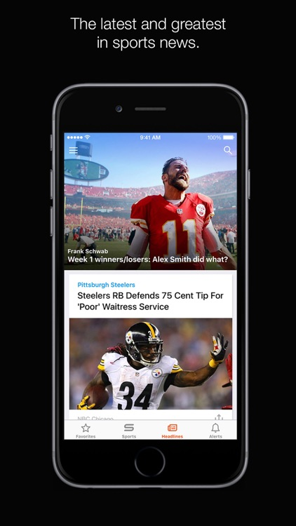 Yahoo Sports - your teams, your scores, your news screenshot-4