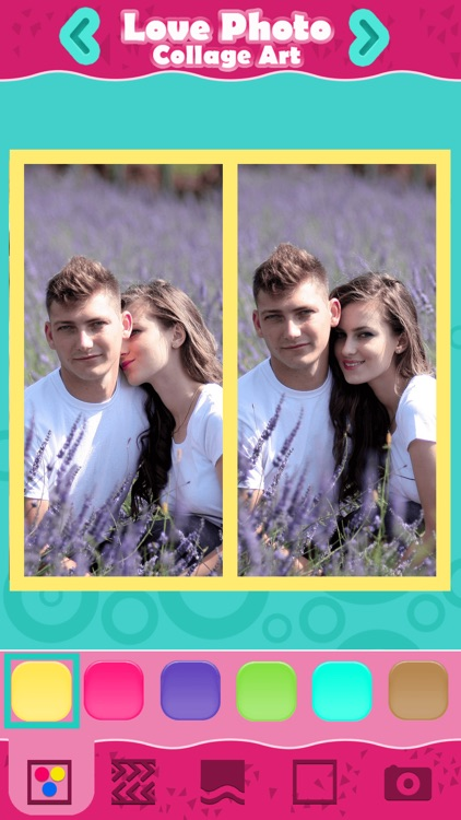 Love Photo Collage Art: Frames & Effects Editor
