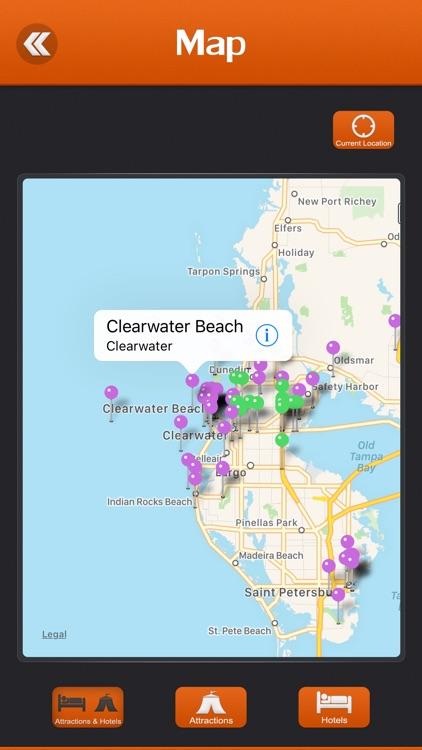Clearwater Tourism Guide screenshot-3