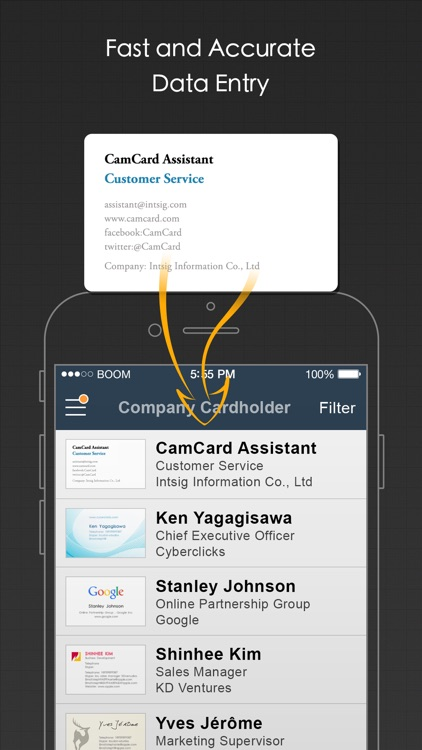 CamCard Business