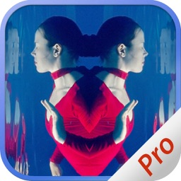 Mirror Photos - Funny Photo Filter - PRO