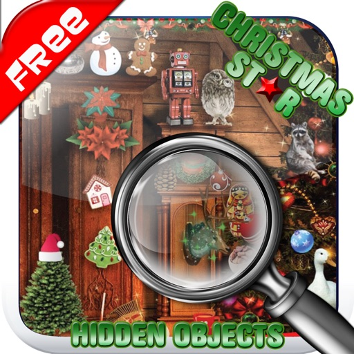 Christmas Star Mystery Of Hidden Object