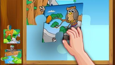 Tier Puzzle für Kinder & KleinkinderScreenshot von 3