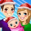 My New Baby Life Story - Newborn Care Dressup Game