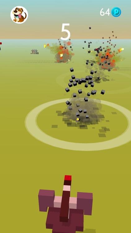 Chunky Tanks screenshot-4