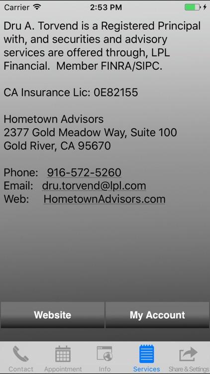 Sacramento Financial Advisor