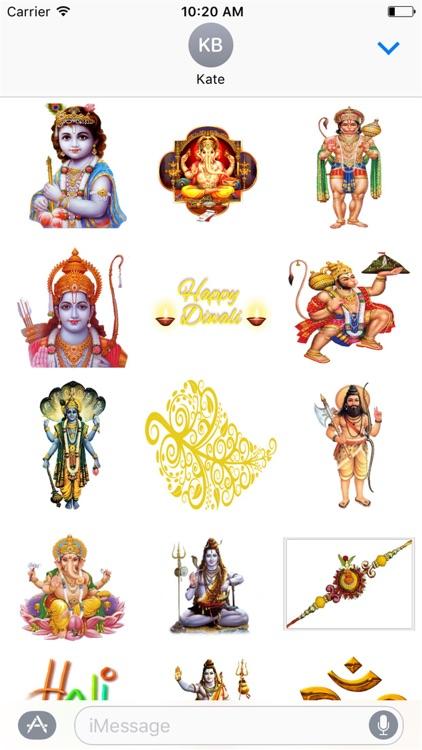 Diwali Sticker Pack