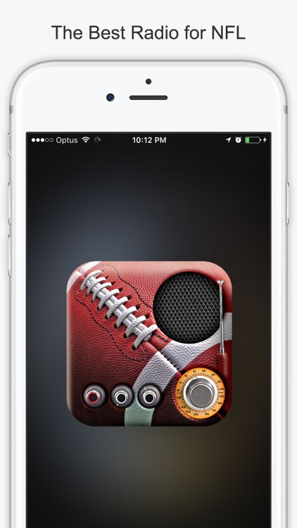 GameTime Football Radio - Stream Live NFL Games screenshot-4