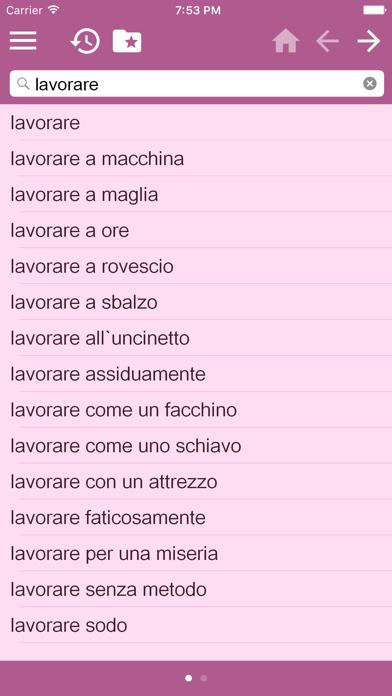 English-Italian Dictionary Free | App Price Drops