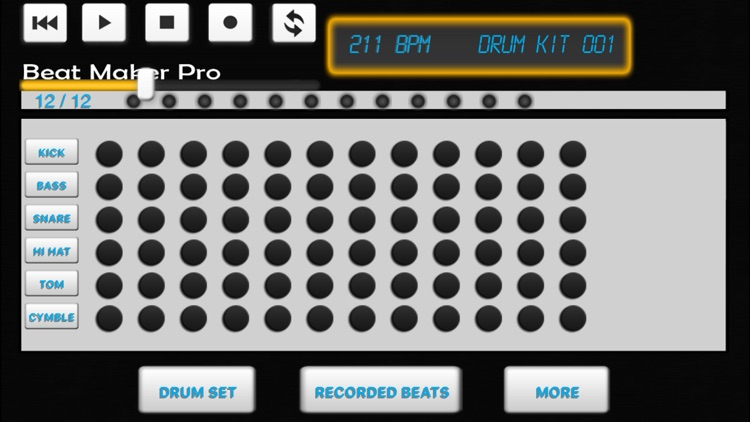 Beat Maker Pro screenshot-2