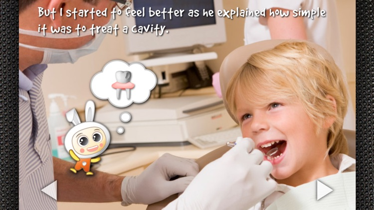 Going to the Dentist - Read & Learn Storybook screenshot-4