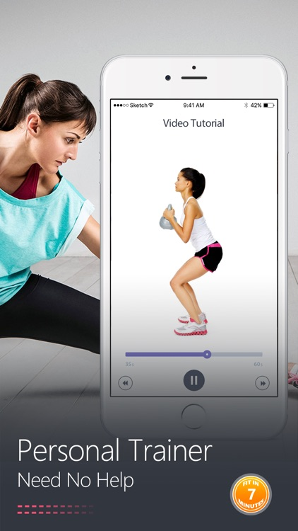 Female Fitness Workouts- Exercise For Women Health screenshot-4
